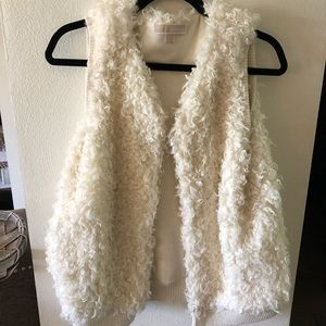 Michael Kors Furry Vest
